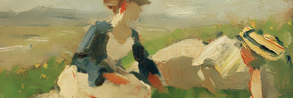Riproduzioni di quadri famosi sotto forma di stampe su tela