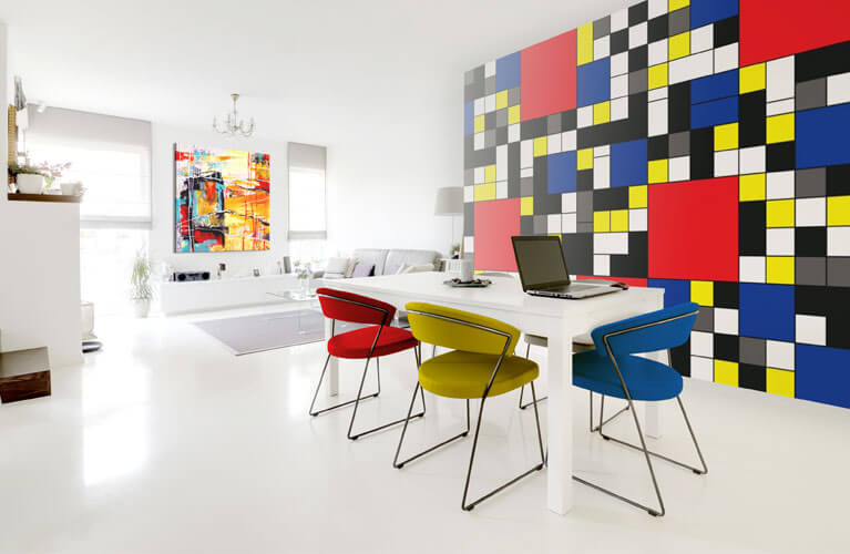 Wandbilder fototapeten wandtattoos ihre originelle for Bauhaus wandtattoo