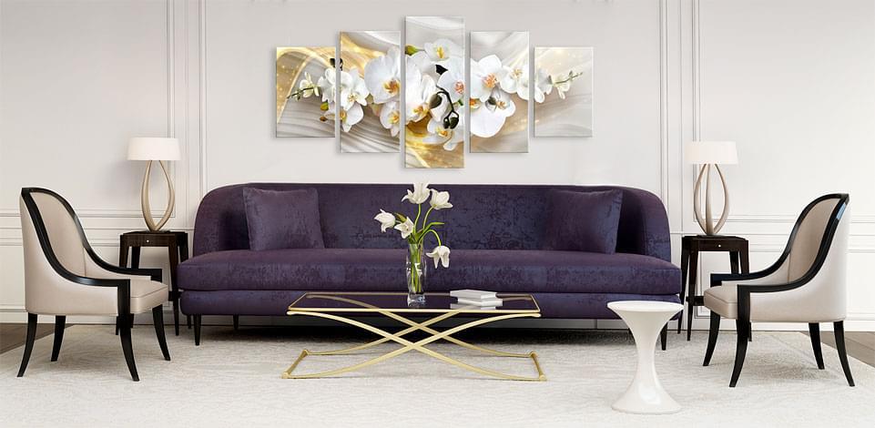 Cuadros fotomurales y vinilos de pared decoraciones for Cuadros originales salon
