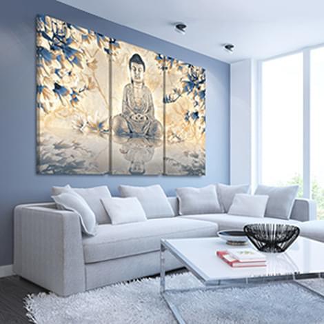 Wandbilder fototapeten wandtattoos ihre originelle for Tableaux modernes colores