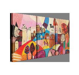 Quadri carte da parati e adesivi murali prezzi bassi su for Ottaviani quadri moderni