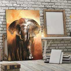 Paintings - Animals