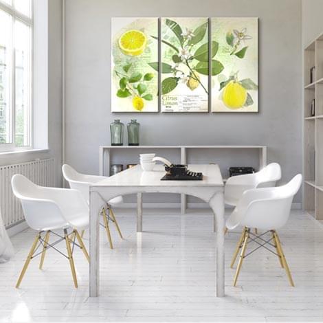 Cuadros fotomurales y vinilos de pared decoraciones - Oleos para dormitorios ...