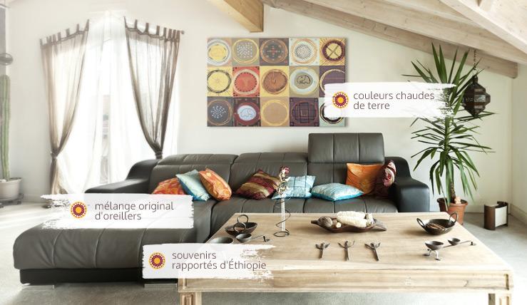 Le style ethnique dans votre int rieur d couvrez nos - Comment identifier votre propre style de decoration ...