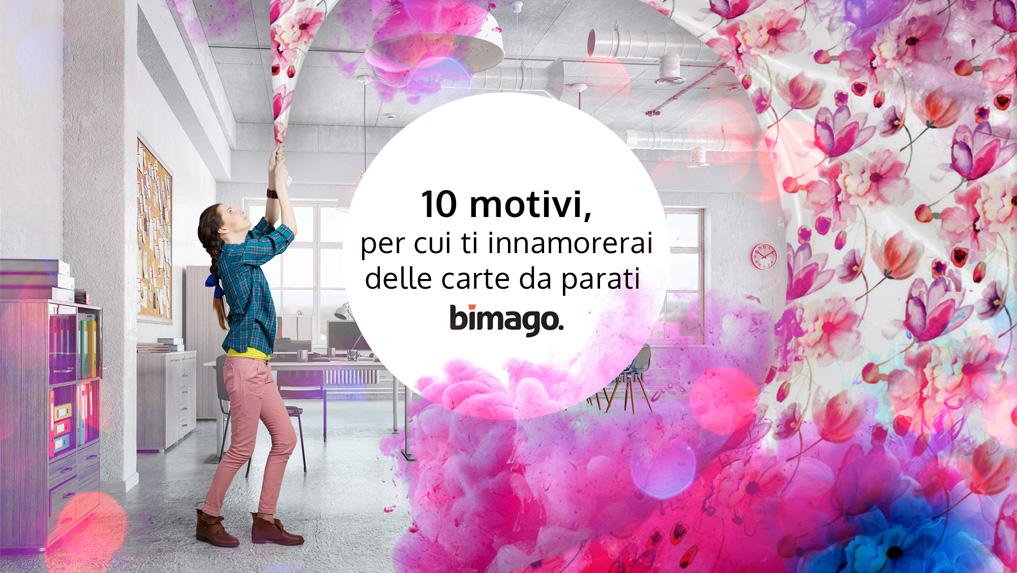 10 vantaggi e soluzioni decorative con carta da parati design - Carte da parati decorative ...