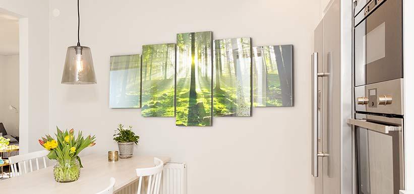 cuadros en vidrio ve sorprendentes gr ficos impresos