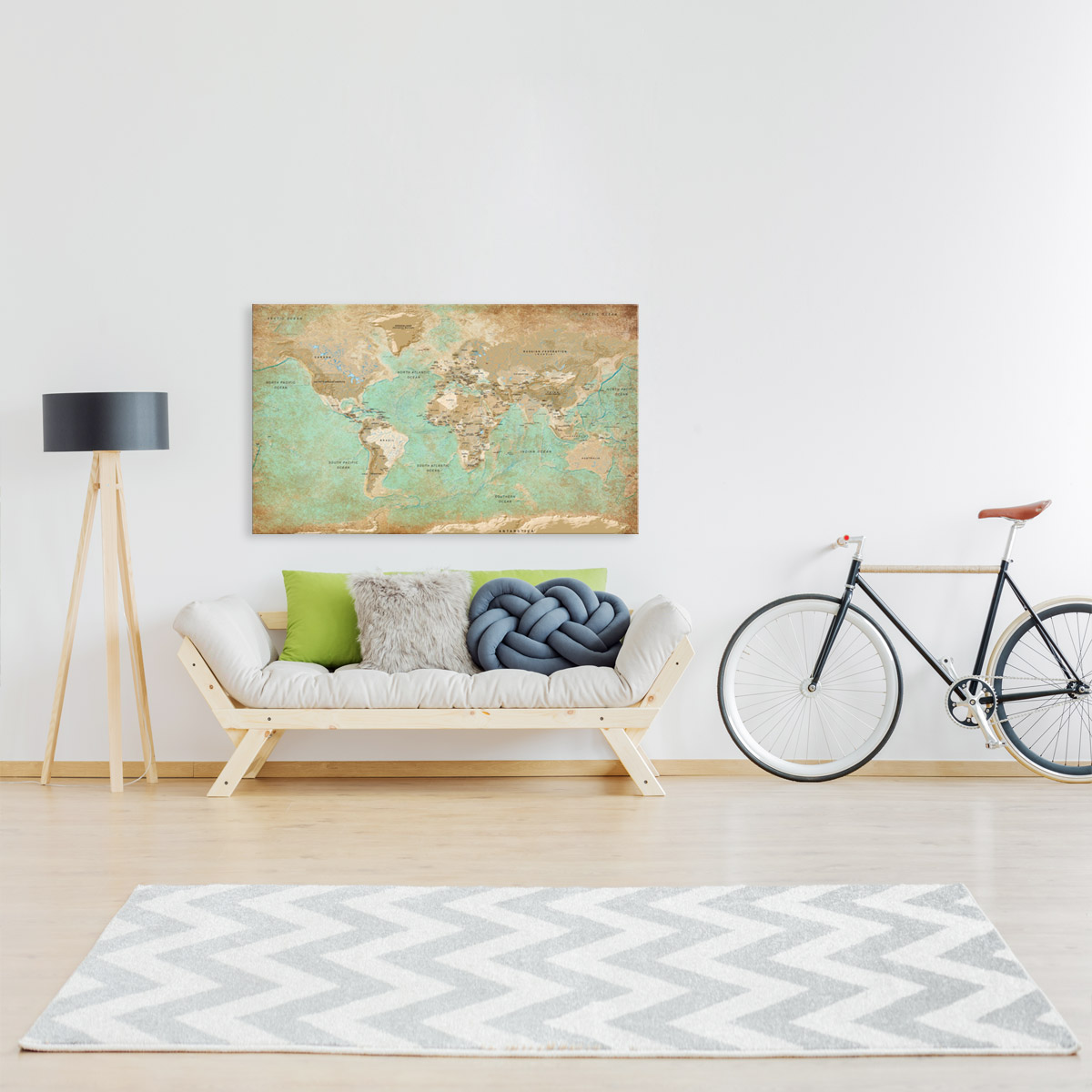 Quadri dipinti a mano e stampa su tela per la tua camera - Quadri per casa moderna ...