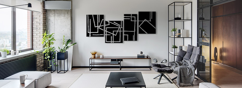 style moderno - tableaux