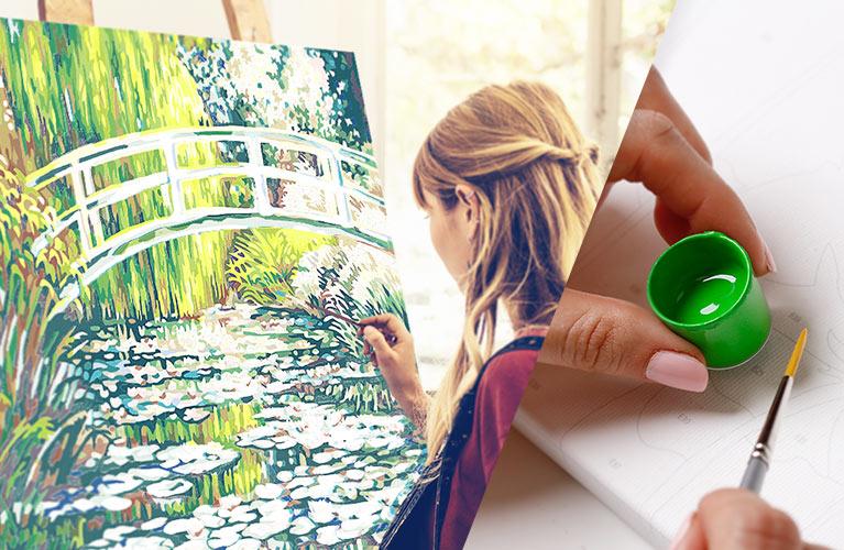 Quadri carte da parati e adesivi murali prezzi bassi su for Dipingere quadri moderni