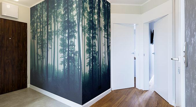 Décorations Murales Modernes Pour Hall D Entrée Bimago