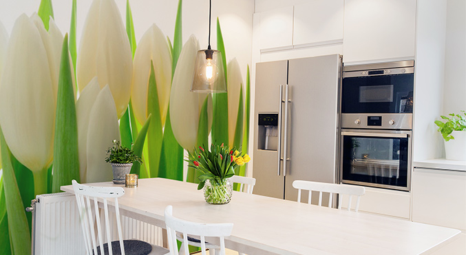 Decorazioni Per Cucine Moderne Arredamento Di Classe Bimago
