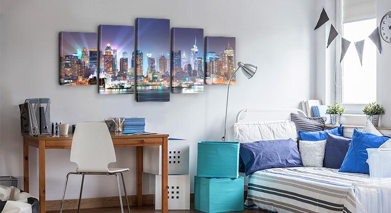 Jugendzimmer Deko für die Wand - coole Wanddekorationen ...