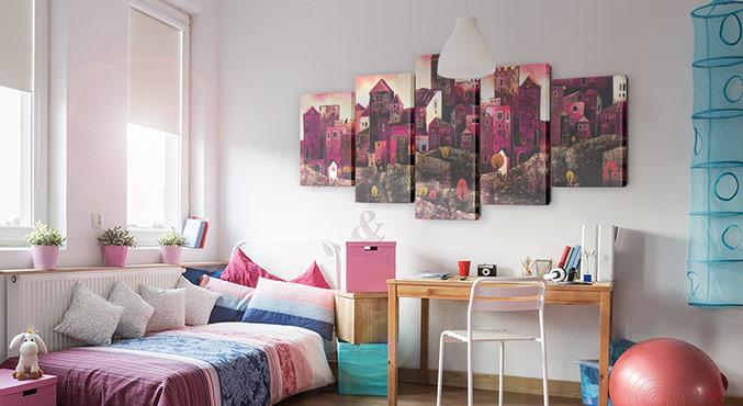 Decorations Murales Pour Chambre Ado Deco Pour Fille Et Garcon Bimago