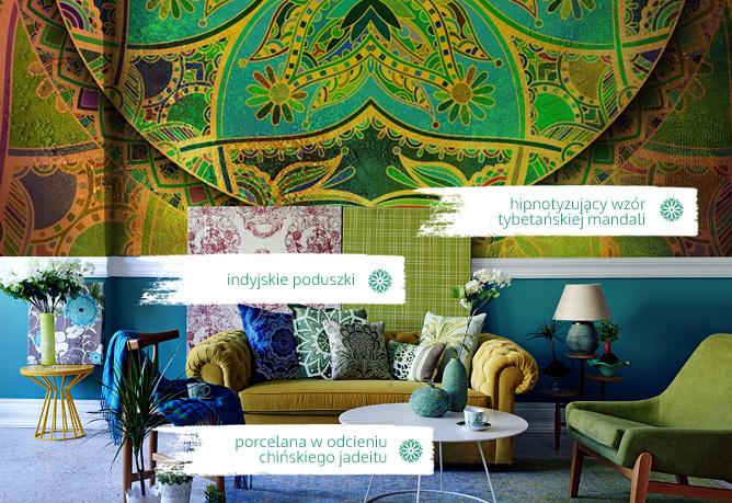 Orientalne Dekoracje Do Domu Pomysł Na Aranżację Wnętrz