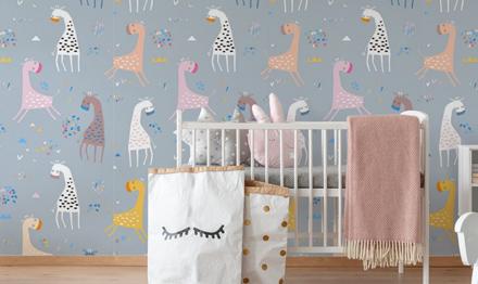 Papiers peints pour la chambre d'enfant