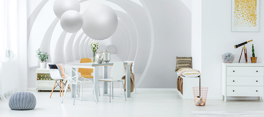 Fototapety Powiększające Optycznie Salon Kuchnię Sypialnię