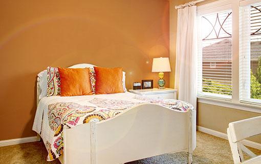 Pareti Colore Arancione : Scopri le nostre idee per trovare quadri perfetti per le pareti