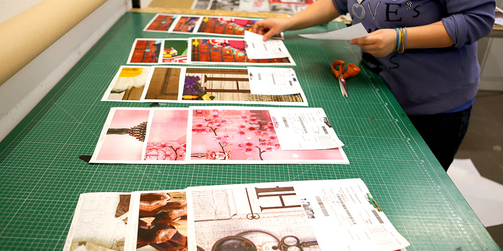 C mo se hace nuestros productos tienda - Fotomurales pixel ...